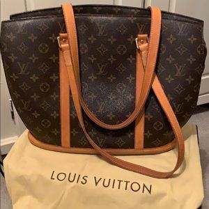Louis Vuitton Babylon Tote/Bag